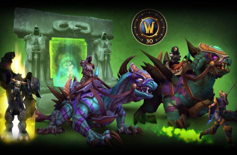 Mejorad vuestra experiencia en Burning Crusade Classic con el pase para el Portal Oscuro y la edición de lujo