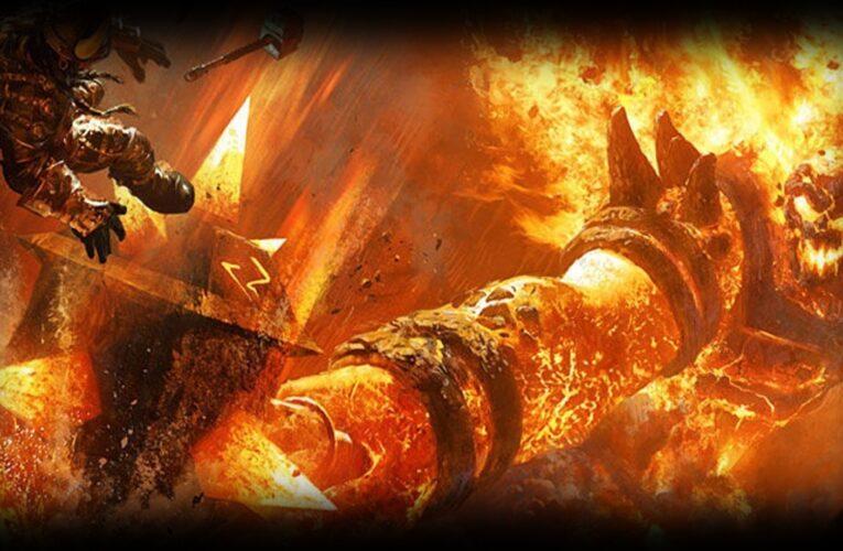Consigue el arma legendaria Sulfuras, La mano de Ragnaros.