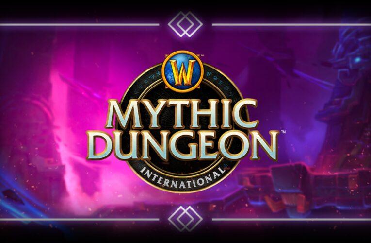Mythic Dungeon International: ¡Comienza la temporada 2 de Shadowlands!