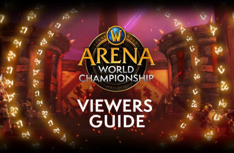 ¡Ya está aquí la gran final del Arena World Championship 2021!
