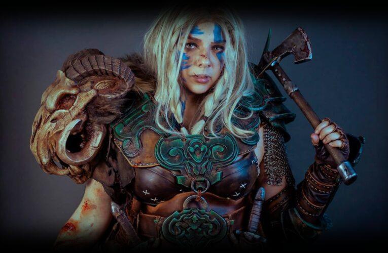 Entrevistamos a Anhyra, ganadora de la categoría cosplay Armas y armaduras en la Blizzcon 2020