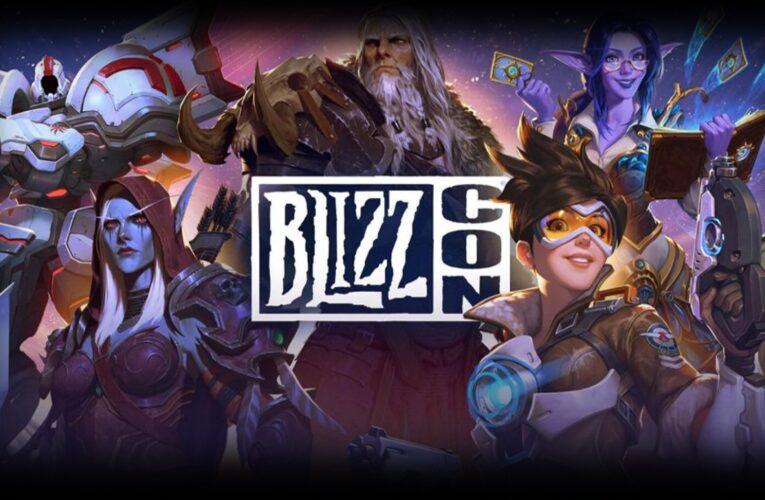 Se cancela la BlizzCon 2022 de principios de año