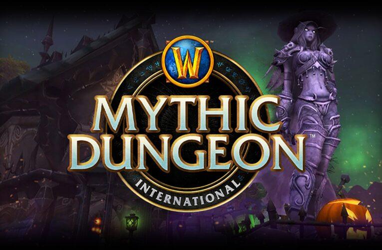 ¡Llega la final global de 2021 del Mythic Dungeon International!
