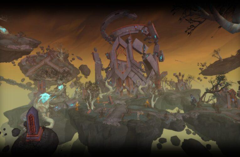 Shadowlands: ¡la actualización de contenido 9.1.5 llega el 2 de noviembre!